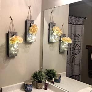 Decorative Mason Jar Wall Decor