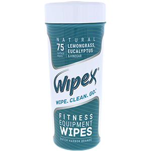 fitness equipment wipes
