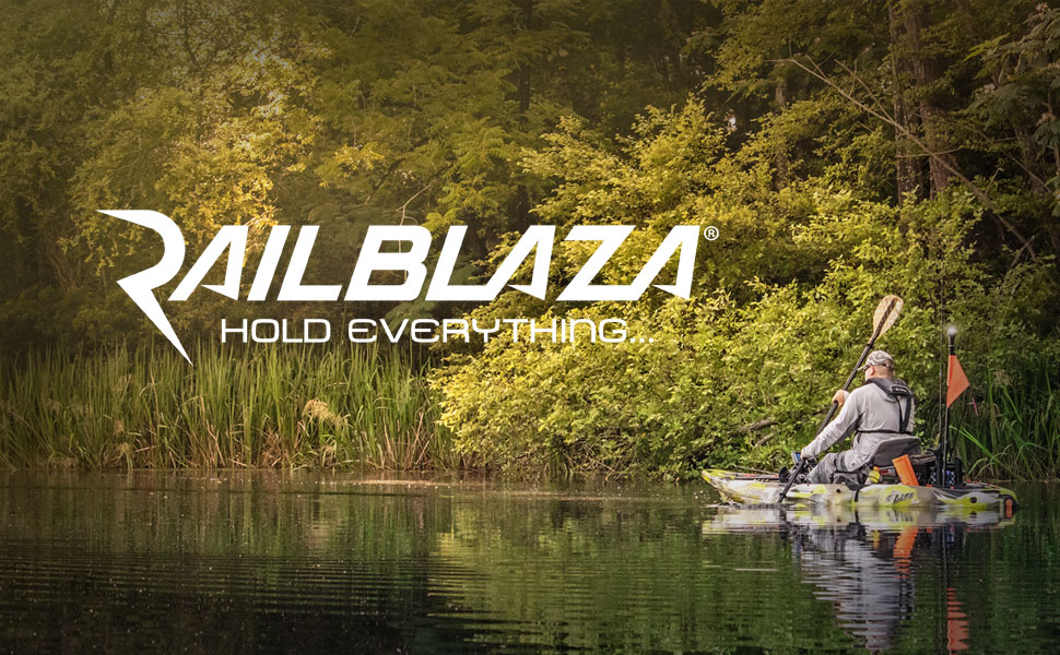 RAILBLAZA Visibility Kit Banner