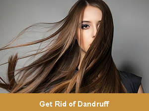 Dandruff Image