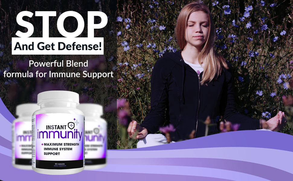 Stop probiotic for immune support