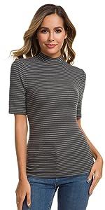 Stripes T Shirt for Women