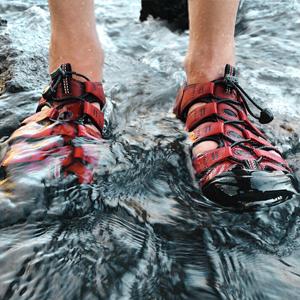 men water sandals outdoor sports shoes