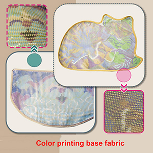 Color printing pattern