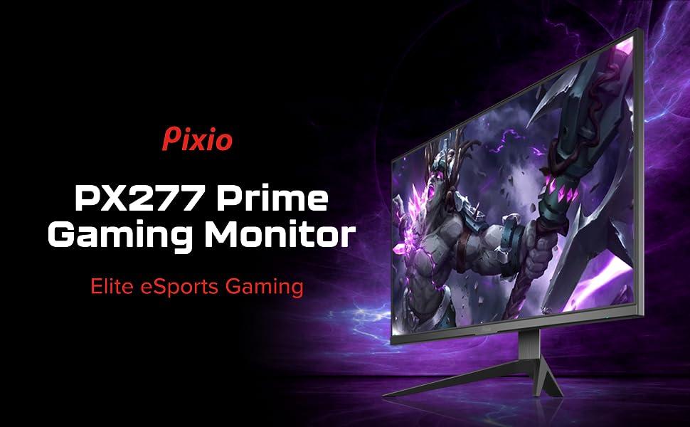 Pixio PX277 Prime 27 inch monitor