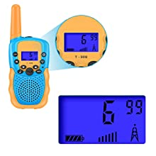 Kids Walkie Talkies toys/ birthday gifts and Christmas gifts for 3-12 years old boys and girls