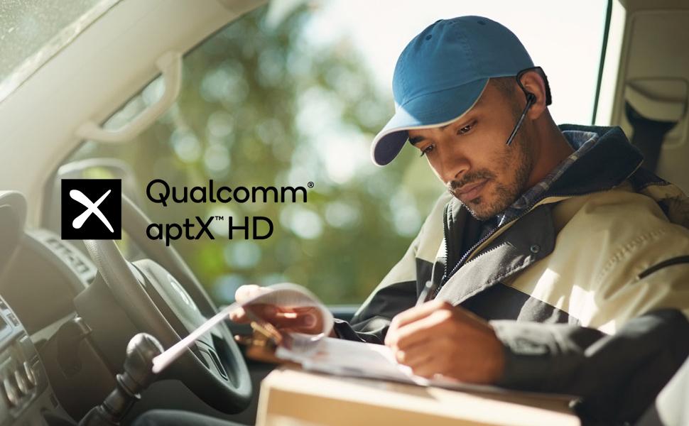 Bluetooth 5.0 Headset aptx