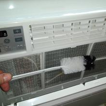 Air conditioner brush