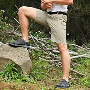 3hiking pants stretch