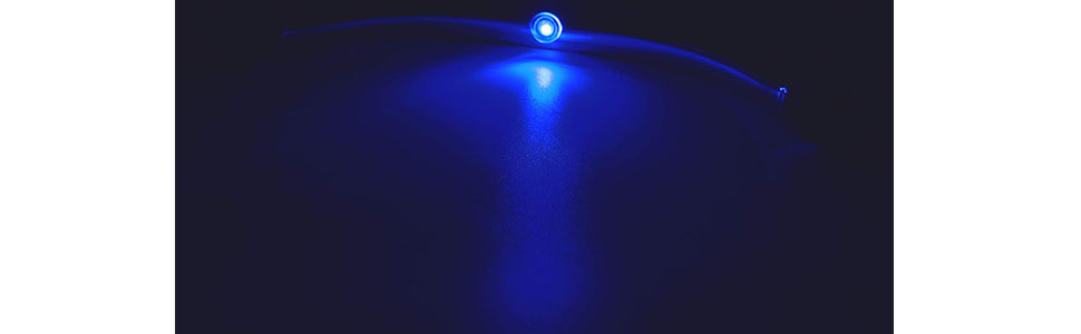 Unique LED design night life more convenient Great for the boat bathroom stairwell corridor polished