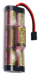 7 cell hump nimh battery