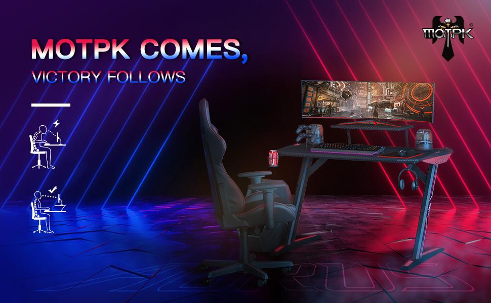 gaming desk top
