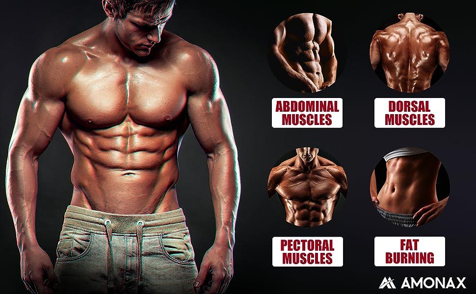 dubbel stor uppsättning kit matta män träning gym hem fitness