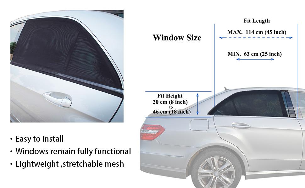 Parasols Magn/étiques Window Sunshade Protection UV pour B/éb/és Solaire Noir 6 pi/èces LFOTPP Pare-Soleil Voiture pour X3 G01 2018+
