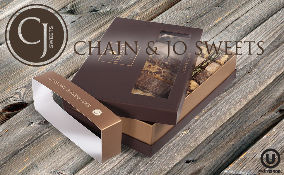 Chain & Jo Sweets Biscotti cookie made with only the highest quality ingredients Each biscotti great