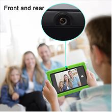 Dual Camera - Front and Rear Facing Camera