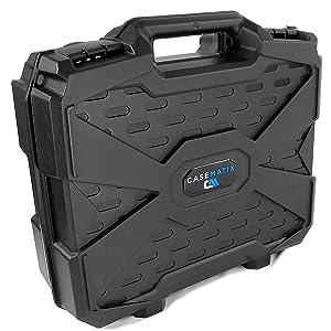 sennheiser wireless microphone case padded microphone case