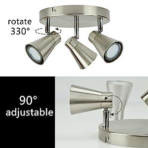 directional lighting fixture