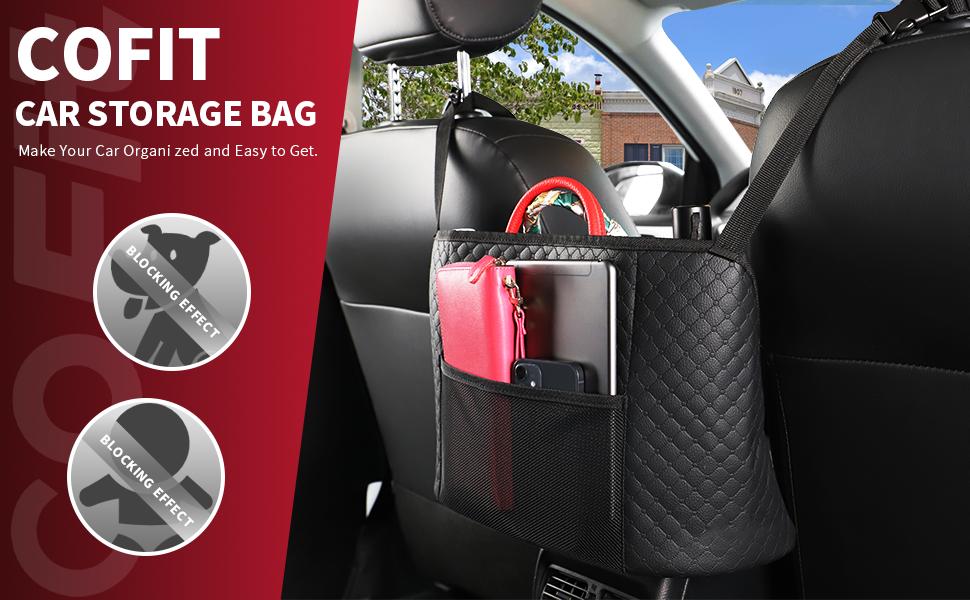 Car Storage Bag PU