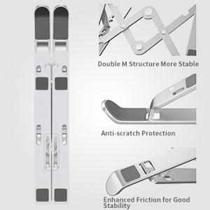 Anti-slip and Anti-scratch