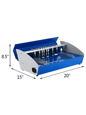 Falzmaschine f/ür Dateien Creasing Maschine 220 V VEVOR Rillmaschine 520 mm Elektrische Nutmaschine 540 mm x 370 mm x 230 mm Karten A4-Papiere B/ürobedarf und Schreibwaren mit Rundpresstechnik