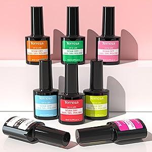 gel nail polish  8 set