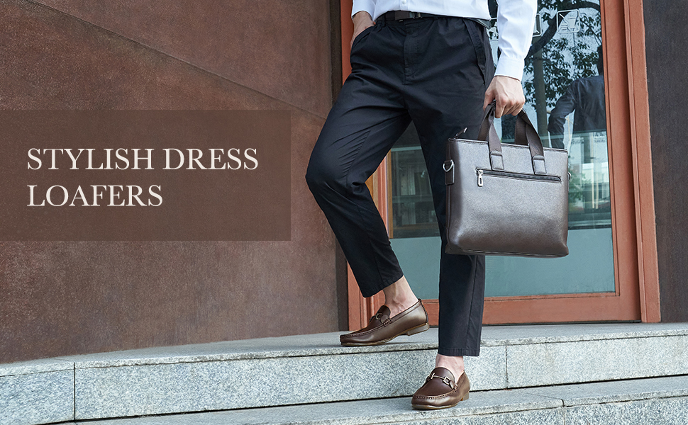 STYLISH CASUAL LOAFERS IDEAL FOR ELEGANT LOOKS CLASSIC PENNY LOAFERS