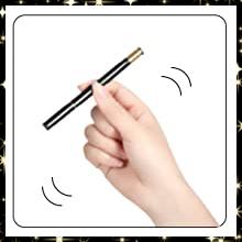 Invisible Magnetic Eyelashes