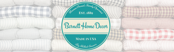 Amazon.com: Barnett Home Decor Cotton Duck Boxwood Green ...