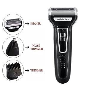 men grooming kit system zero machine shaving kit trimmer for men