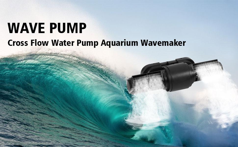 poafamx aquarium wavemaker jebao cross flow water pump wave pump wave maker wave making pump