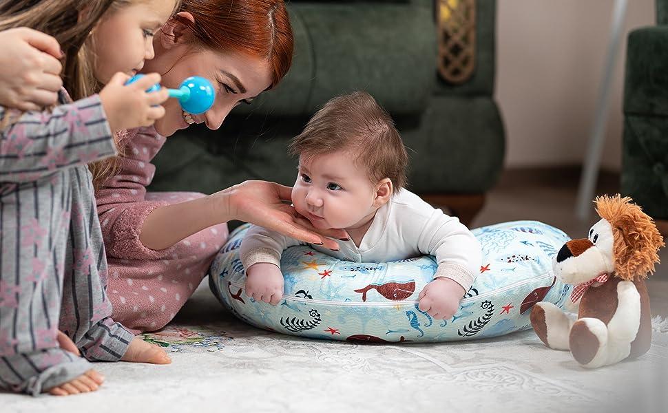 Infant Multifunctional Nursing Pillow
