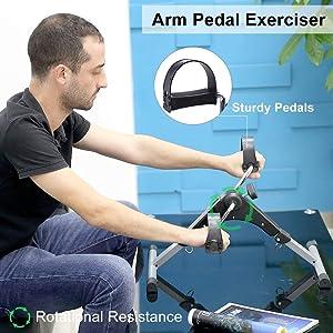 ARM PEDAL EXERCISER