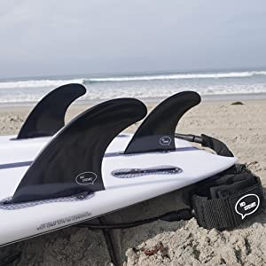 thruster surfboard fins