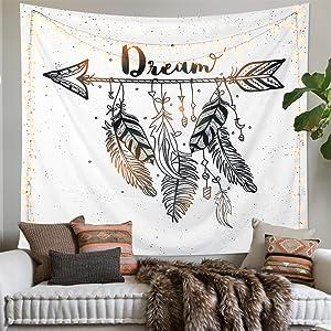 arrow tapestry