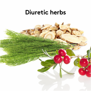 diuretics flush out excess water