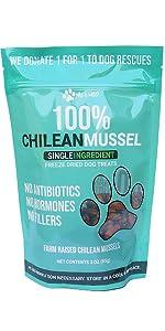 Chilean Sea Mussel
