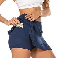 running skirt for women comfortable athletic golf skort
