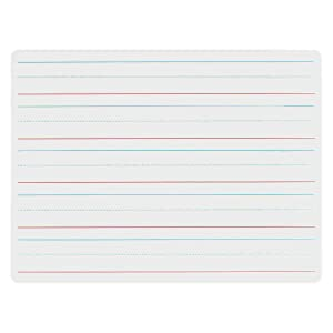 Dry Erase Lapboards with Lines