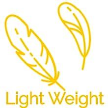 light weight headband