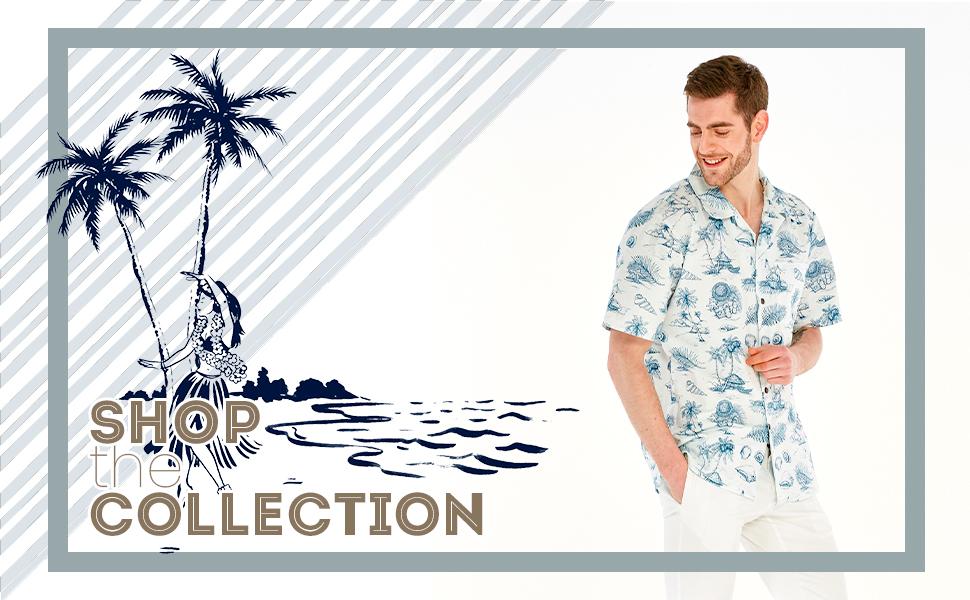 Hawaii Hangover Men's Aloha Shirts