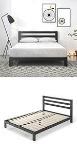 Zinus ASMPH-20 Metal Bed Frame