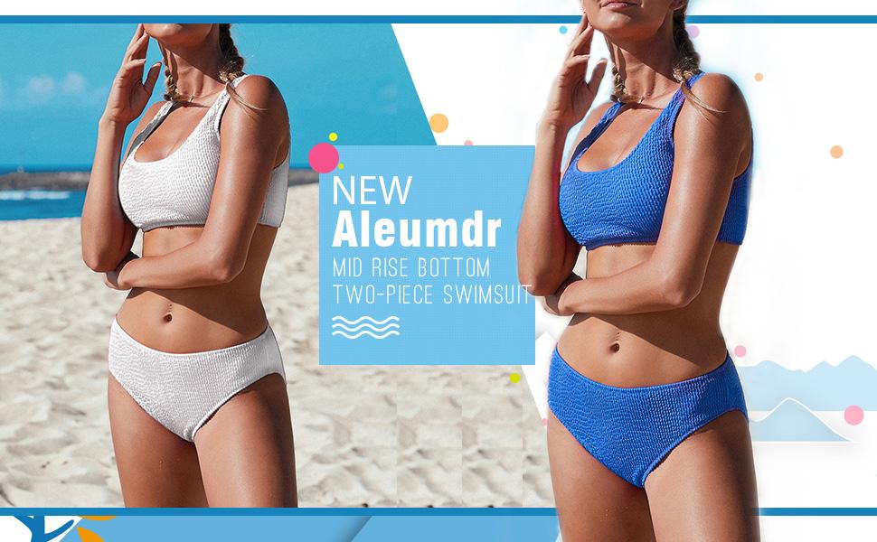 Aleumdr Damen Bikini Sets