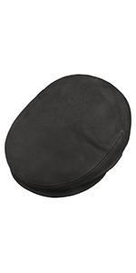 winter flat cap hat newsboy bakerboy leather