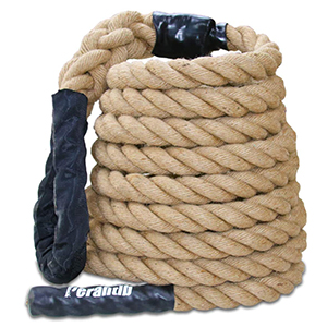 Vivitory Gym Fitness Training Climbing Ropes Workout Gym Climbing Rope Home Training and Fitness Workouts,1.5 in Diameter 15 30 Ft Available 10 25