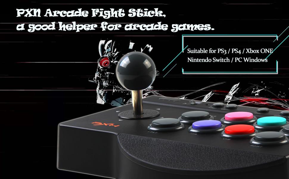 Arcade Fight Stick