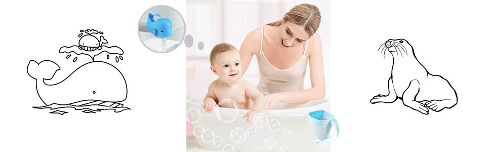 BABY BATH CUP
