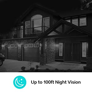 8MP Clear Night Vision