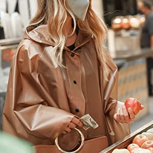 Copper Infused Poncho