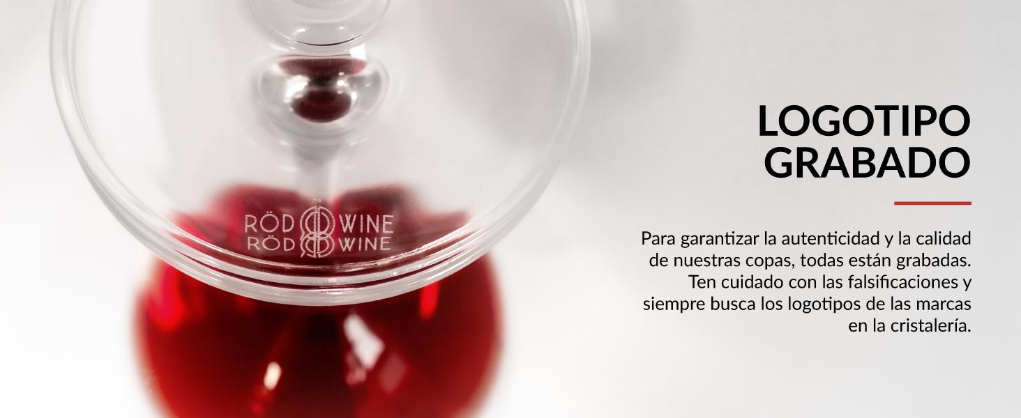 copa de vino tinto blanco copa cava de alta calidad con logotipo grabado